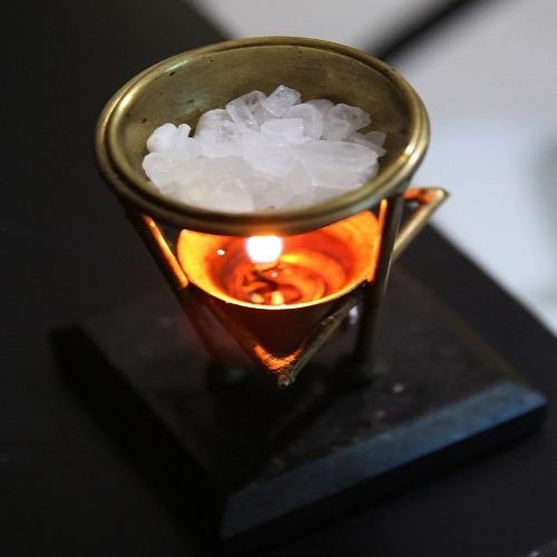 Camphor Lamp Yantra